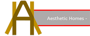 Aesthetic Homes Pte Ltd Logo